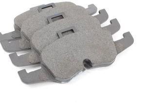 Disc Brake Pad Set - Audi (8S0-698-151-A)