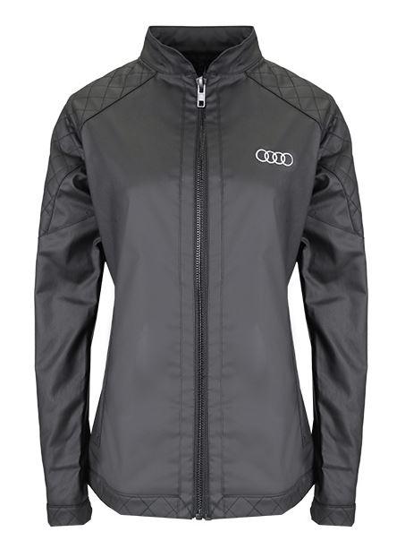 Waterproof Cotton Jacket - Ladies - Audi (ACM-226-2BL-KL-G)