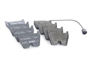 Disc Brake Pad Set - Audi (8V0-698-151-M)