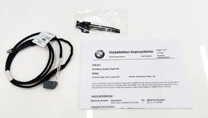 Auxiliary Audio Input - W/O Navigation 09/2002-2006 - BMW (82-11-0-149-389)
