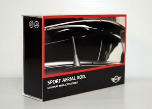 Mini Sport Shorty Antenna - Mini (65-20-2-296-772)