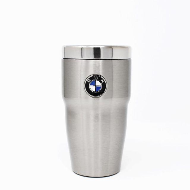Bmw Roundel Mug-Stainless - 809028 - BMW (80-90-2-244-589)
