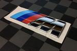 S54 Emblem 11617831266 - BMW (11-61-7-831-266)