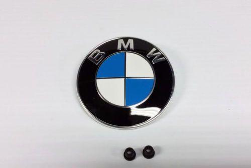 BMW Hood Roundel Kit - BMW (ROUNDELKT)