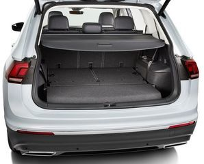 Cover(PRIVACY TRUNK COVER 5 SEATER ONLY) - Volkswagen (5NN-061-167-ZRX)