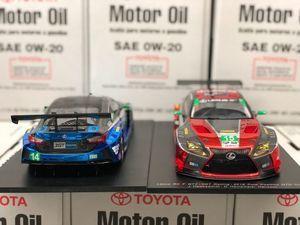 RC F Racing Model