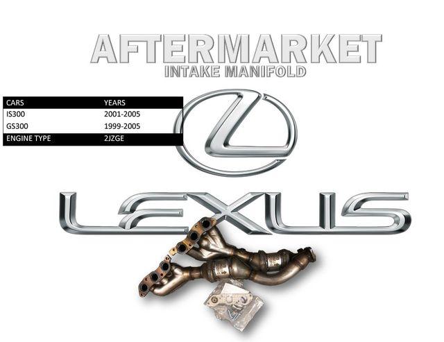 MANIFOLD - Lexus (17140-46080-AF)