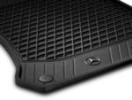 All-season floor mats CLASSIC, driver's/co-driver's mat, 2-piece - Mercedes-Benz (253-680-37-03-9G33)