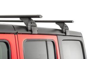 2018-2020 Jeep Wrangler JL and Gladiator JT Removable Roof Rack Kit OEM 82215387AB Mopar - Mopar (82215387)