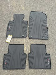 Floor Mats, All Weather - Mazda (0000-8B-S02)