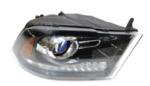 Dodge Ram 1500 2500 3500 Black Projector Headlights