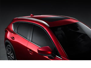 ROOF RACK SIDE RAILS - Mazda (0000-8L-R09)