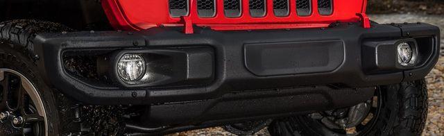 Jeep Wrangler Performance Bumper - Rubicon Front - Mopar (82215121)