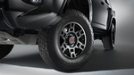 """17"""" Toyota TRD Wheel Black 4Runner, FJ Cruiser, Tacoma - Toyota (PTR20-35110-BK)"""