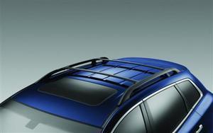 2007-2015 Mazda CX-9 Roof Racks Genuine OEM (no cross bars) - Mazda (0000-8L-N01)