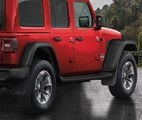 2018 Jeep All-New Wrangler Sport Utility Splash Guards - Mopar (82215332AB)