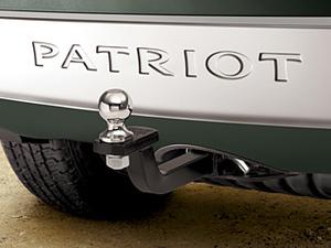 Jeep Compass Hitch Receiver - Mopar (82213567AB)