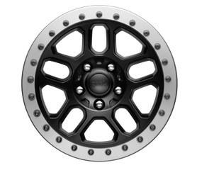 "17"" Beadlock-Capable Wheel - Mopar (77072466AB)"