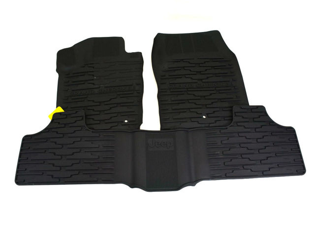 Oem Mopar Parts Floor 1st 2nd Row Mat Kit 82212172ac Bam