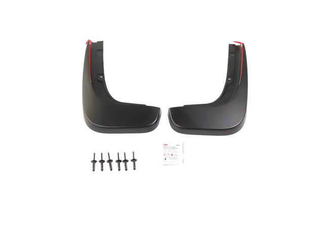 Mopar 82214642AE Deluxe Molded Splash Guards Jeep Compass Front