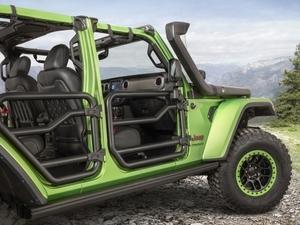 2018-2019 Jeep Wrangler JL Rock Rails 4 Door - Mopar (82215165AB)