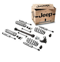 2012-2018 Jeep Wrangler JK Four Door Two Inch Lift Kit Mopar Genuine OEM - Mopar (77070088AD)