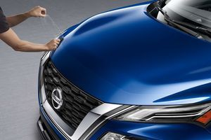 2021 Rogue Clear Film Hood Paint Protector - Nissan (T99D8-6RR0A)