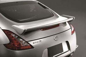 Rear Spoiler for 370Z (K23) Silver - Nissan (K6030-1EA0B)