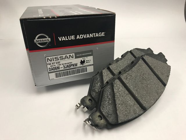 Value Advantage Pad Kit - Disc Brake - Nissan (DA06M-3JA0PNW)