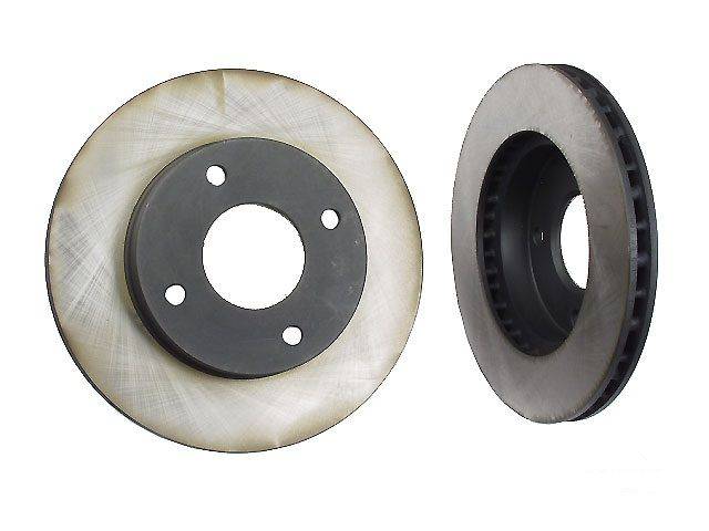 Brake Rotor-Value Advantage Rear - Nissan (D3206-8H70JNW)