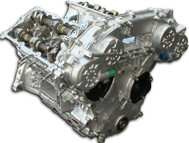 Engine-Remanufactured Value Advantage - Nissan (A0102-JP0A2NW)