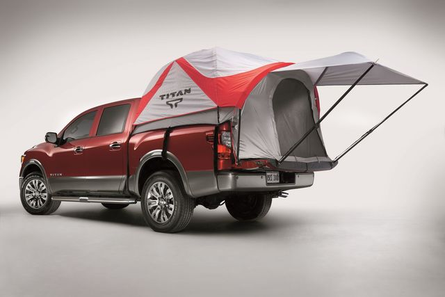 Titan / Titan XD Bed Tent With 6.5 Foot Bed - Nissan (999T7-WY900)