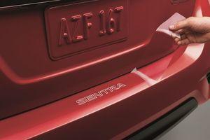 Sentra Rear Bumper Protector - Nissan (999B1-L4000)