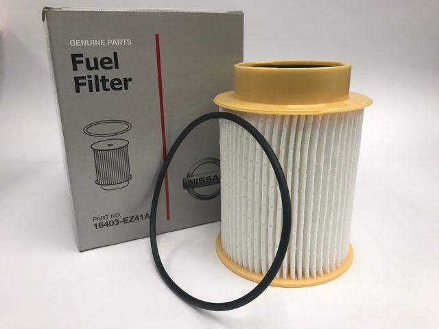 Titan XD Diesel Fuel Filter - Nissan (16403-EZ41A)
