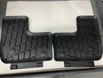 Genuine OEM Mercedes Benz GLS 3rd row floor mats 16768079069g33 - Mercedes-Benz (167-680-79-06-9G33)