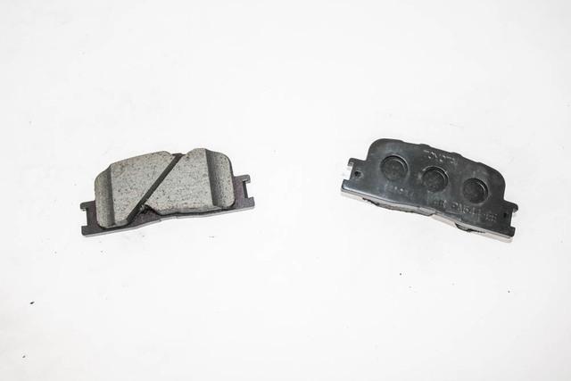 Genuine Toyota Brake Pads 04466-33090