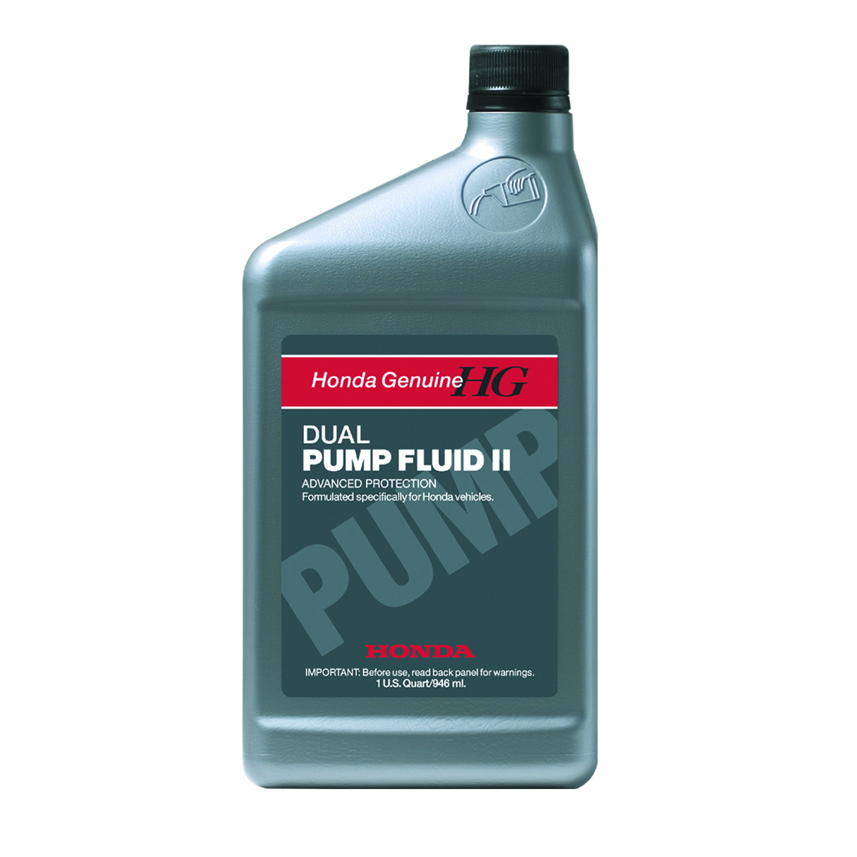 Dual Pump Fluid II - Honda (08200-9007)
