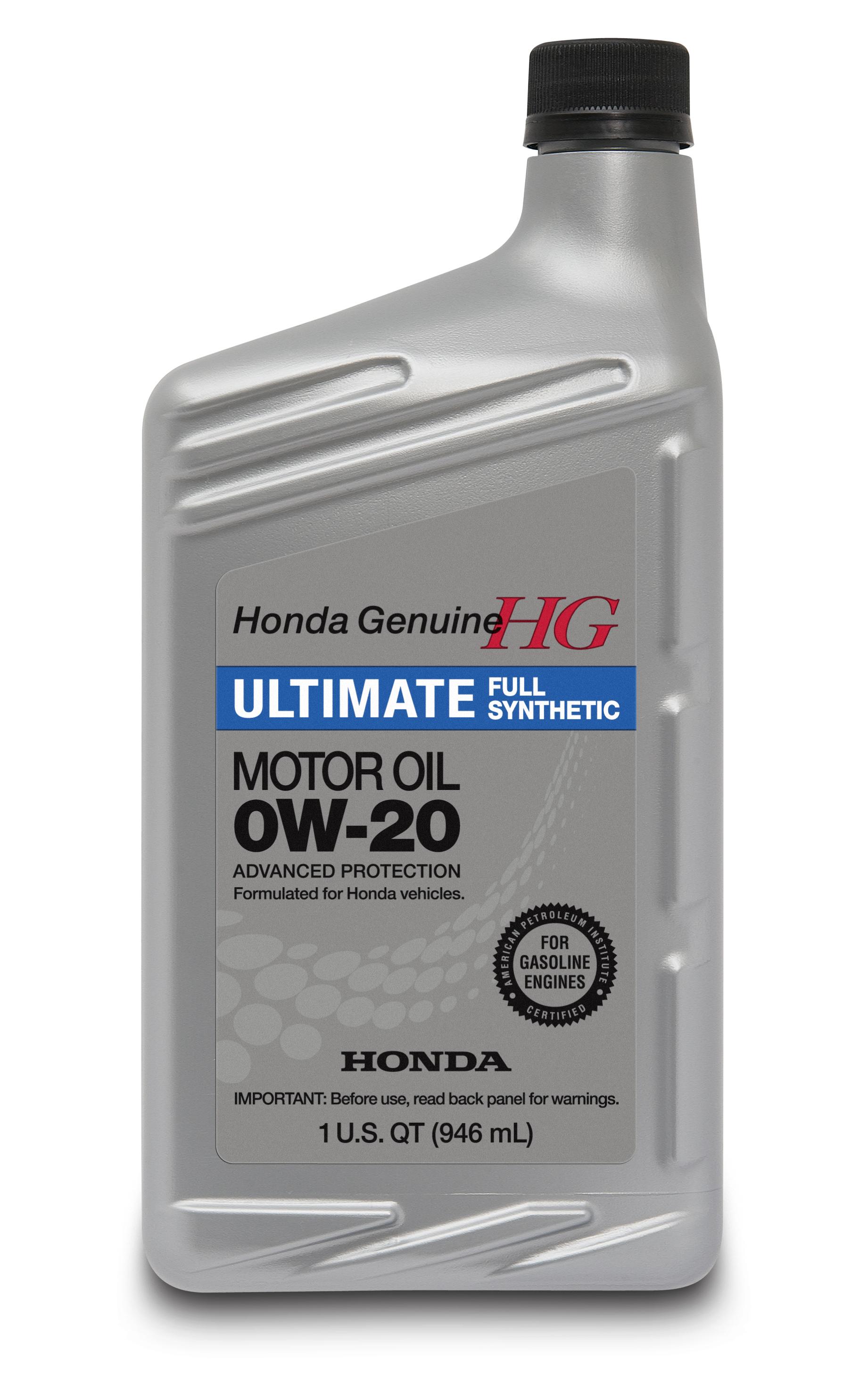 Oil, Ult Synth(0W20) - Honda (08798-9037)