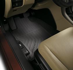 Floor Mats, All-Season - Honda (08p13t2a110)