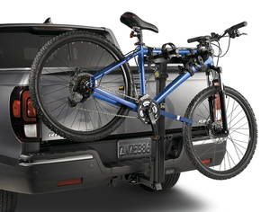 "Bike Attachment, Hitch Mounted -  Fits ""CLASS III"" trailer hitch with 2"" I.D. square receiver - Honda (08l14e09101)"