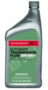 Fluid(Atf Dw-1) - Honda (08200-9008)