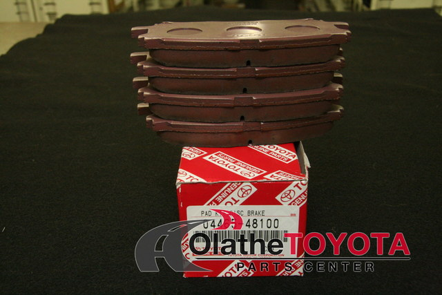 Brake Pads - Toyota (0446548100)