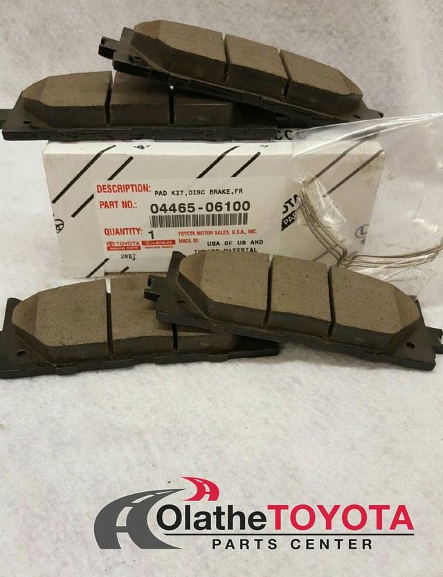 Brake Pads - Toyota (0446506100)