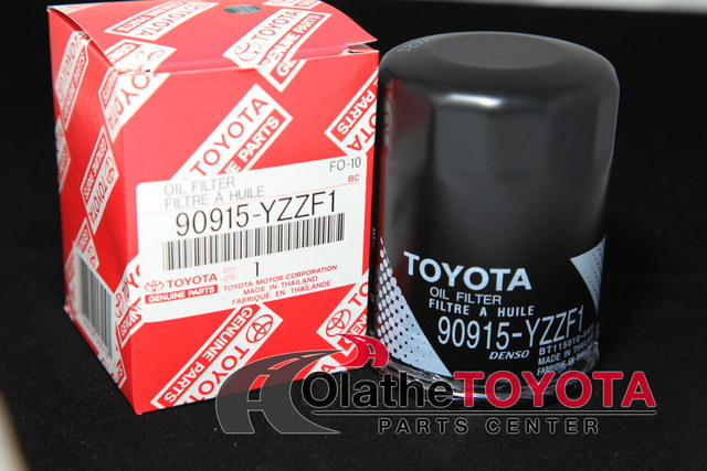 Oil Filter - Toyota (90915yzzf1)