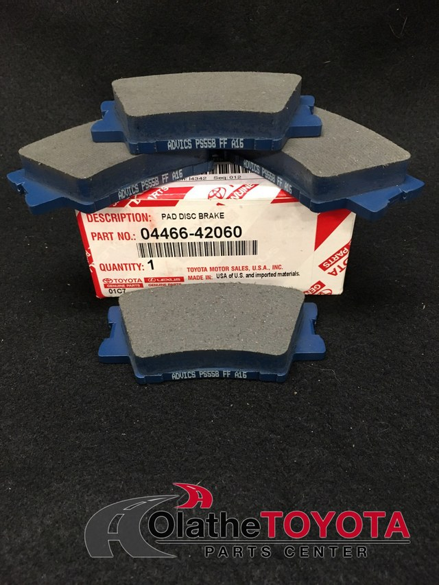 Brake Pads - Toyota (0446642060)