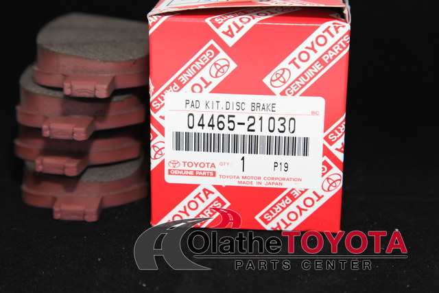 Brake Pads - Toyota (0446521030)