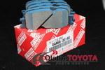 Brake Pads - Toyota (0446633140)