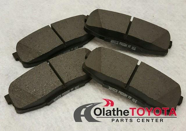 Brake Pads - Toyota (04466-0c010)