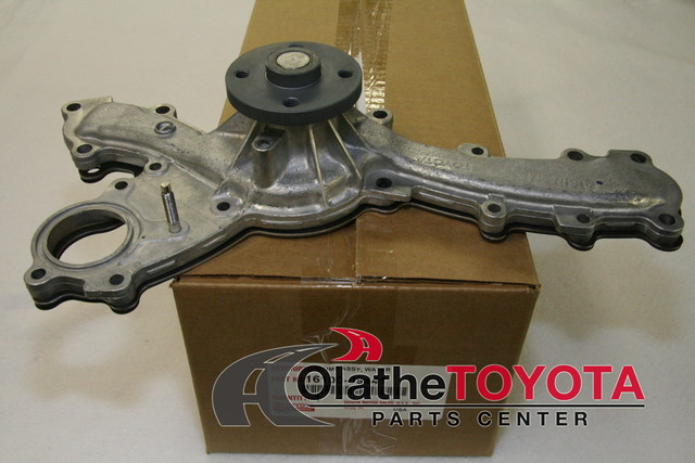 Water Pump - Toyota (16100-09442)