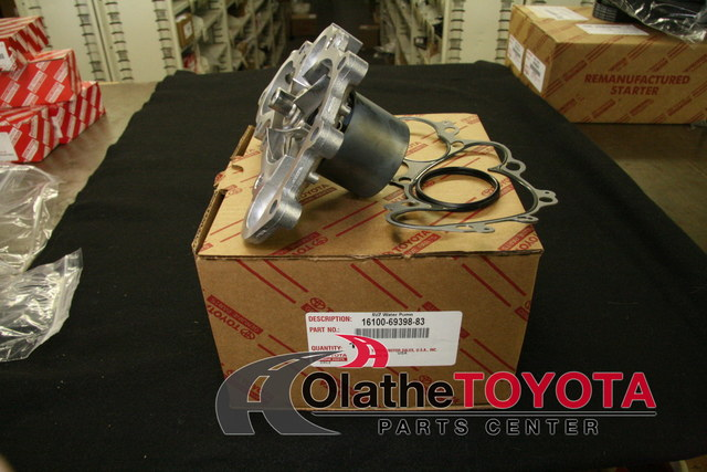 Water Pump Assembly - Toyota (161006939883)